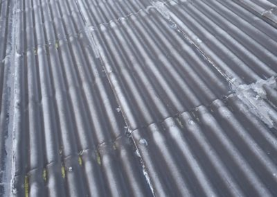 Asbesthaltige Dachplatten Asbestsanierung durch AsbesTTech Darmstadt