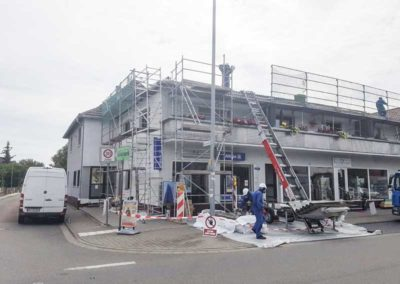 Dachsanierung von Asbesttech Darmstadt